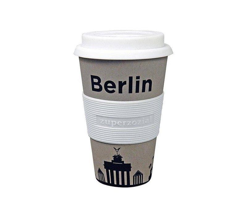 Koffie beker To Go -  Berlin
