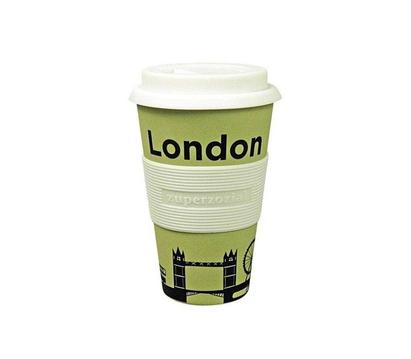 Koffie beker To Go -  London