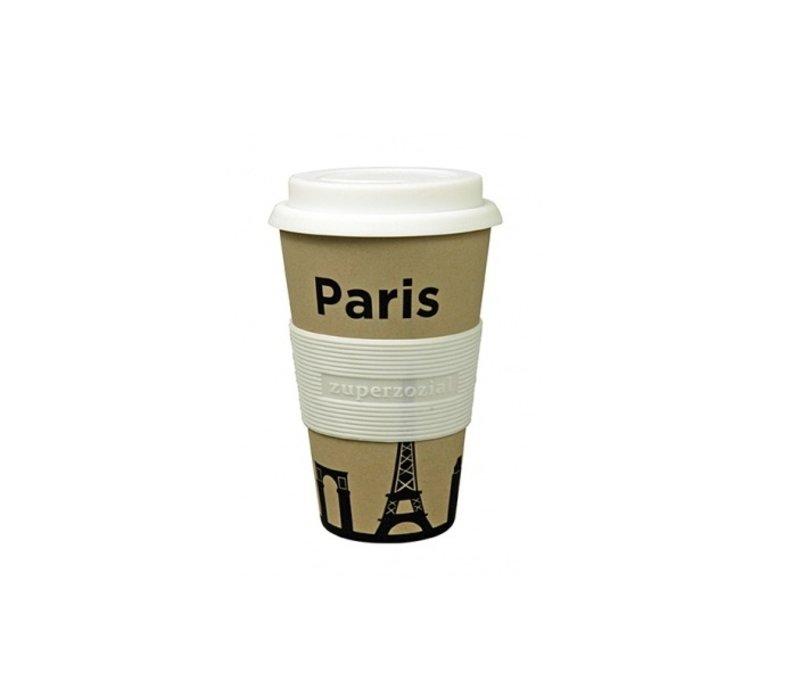 Koffie beker To Go -  Paris