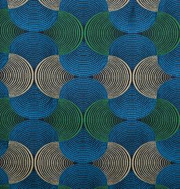 Bakary Blue/Vert