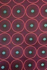 Togo Rose Violet Decoratiestof