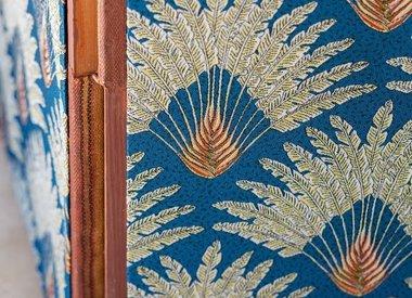 Gouden & zilveren decoratiestoffen