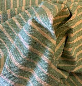 Pur Coton Turquoise Decoratiestof