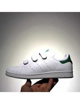 Adidas Adidas Originals Stan Smith CF - S75187 - white/white/green