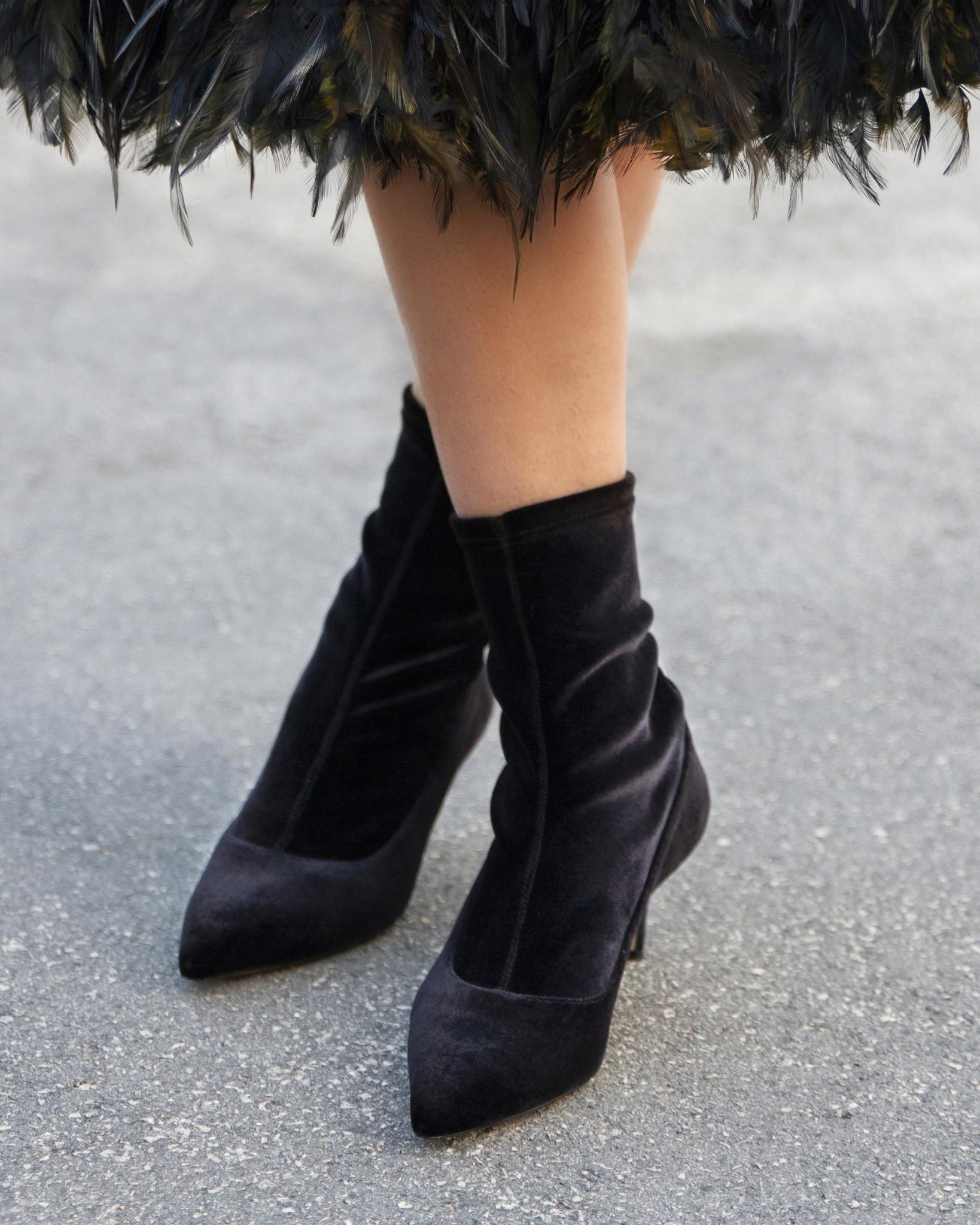 Milano stretch sock enkellaarsjes