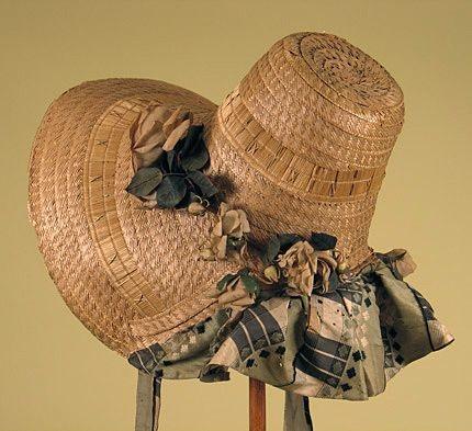 Vintage hoeden stroband versch. kleuren