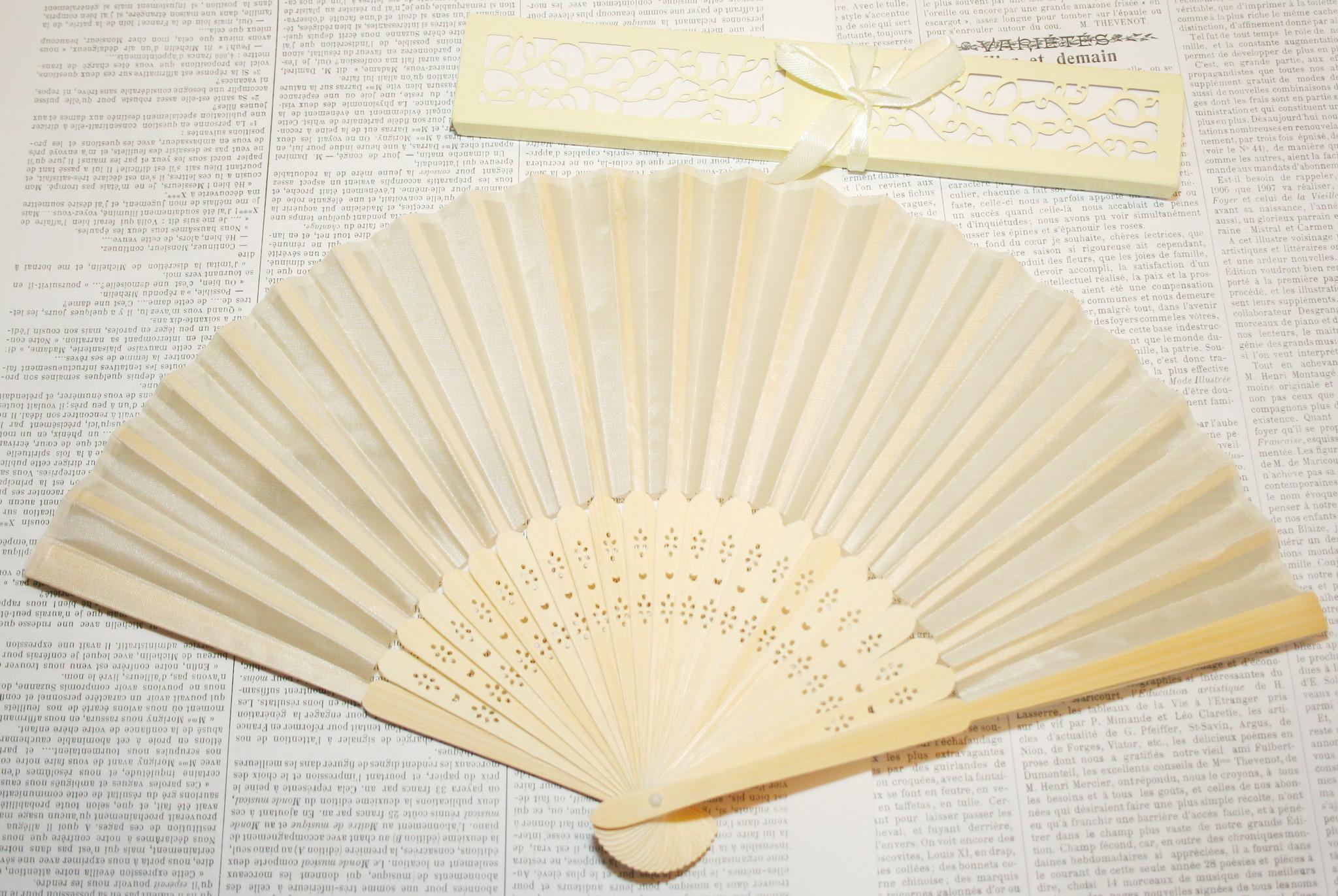 Fan fabric.