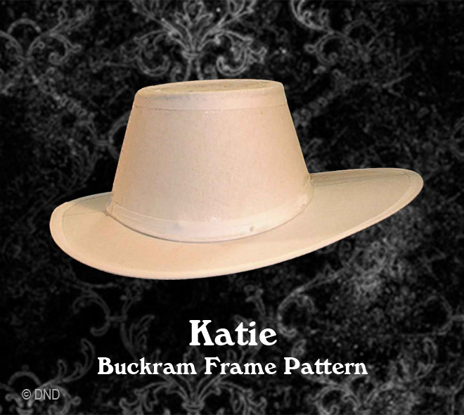 Hat pattern: 1886.