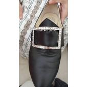 American Duchess American Duchess Rococo Kensington schoenen Ivoor