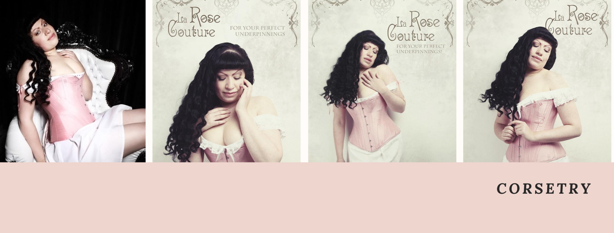 Make your own corset, hoopskirt and underpinnings.