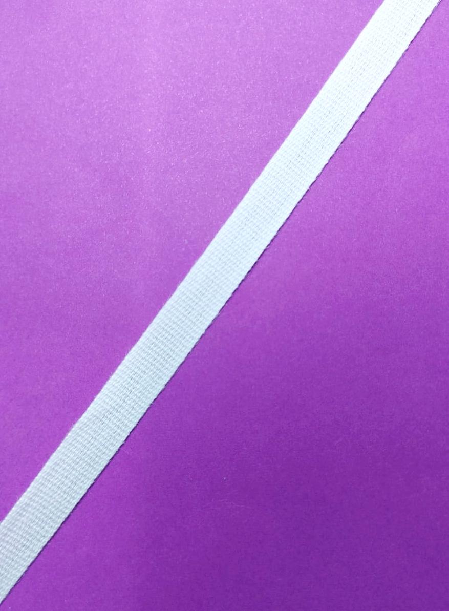 White Cotton Seam Tape