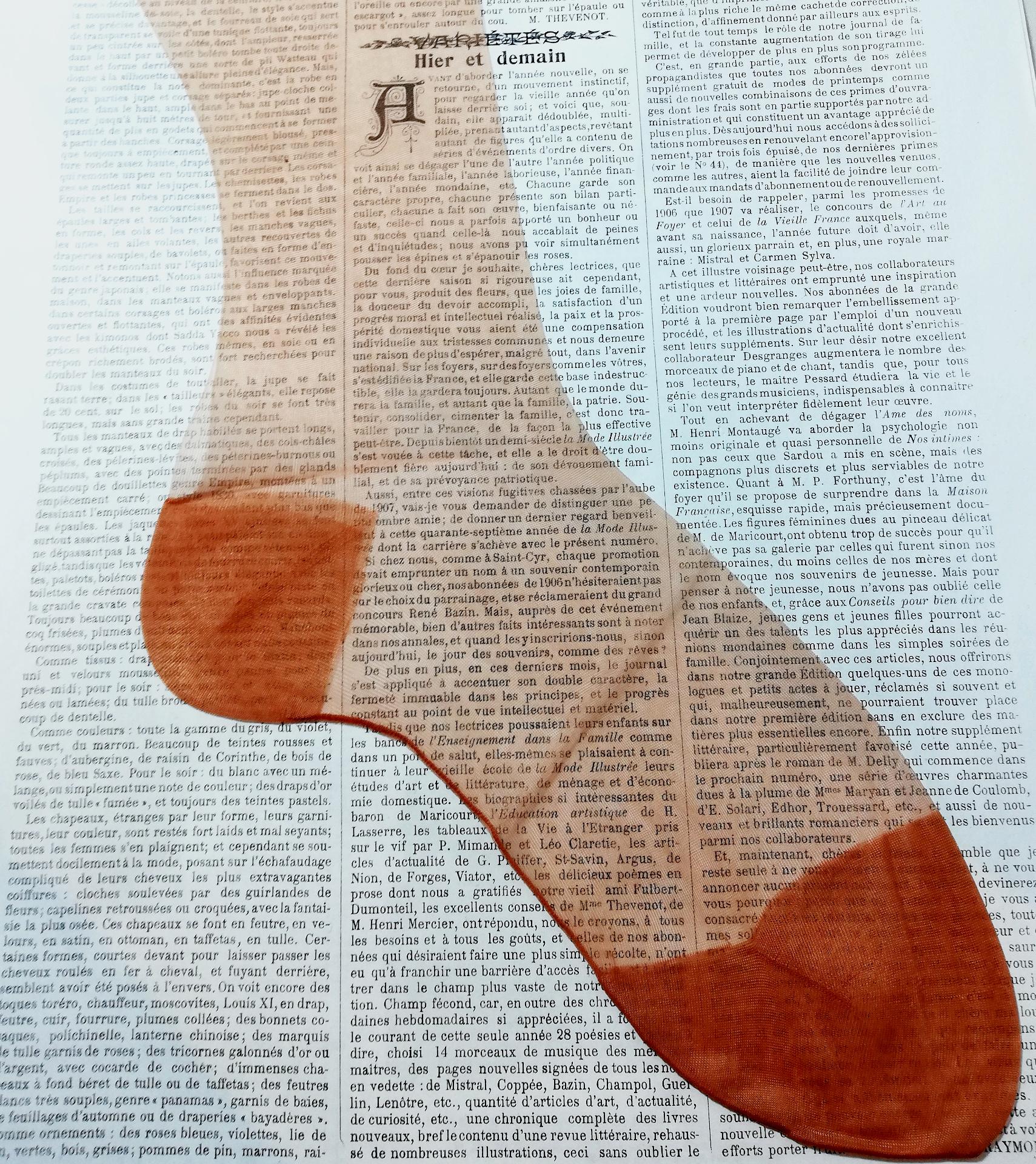 Vintage Nylon Stockings 1