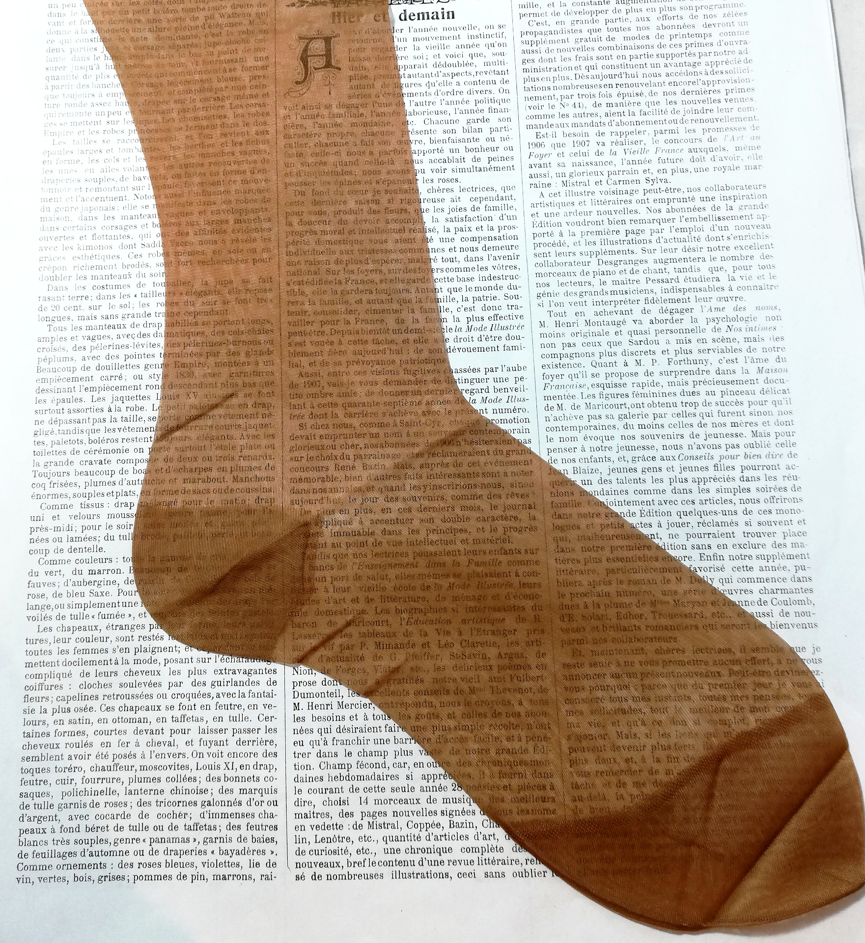 Vintage Nylon Stockings 2