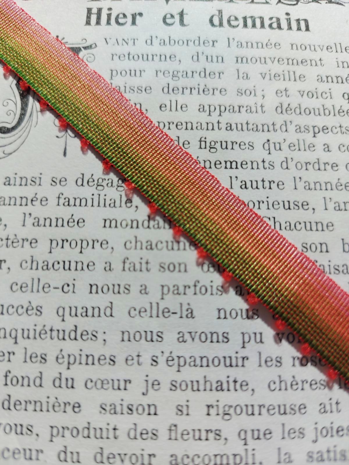 18th century Ombre ribbon