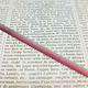 18th century Ombre ribbon diff. colors
