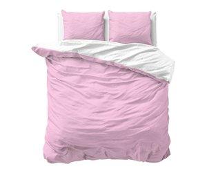 Licht Roze Dekbedovertrek : Dekbedovertrek licht roze kopen vandaag verstuurd