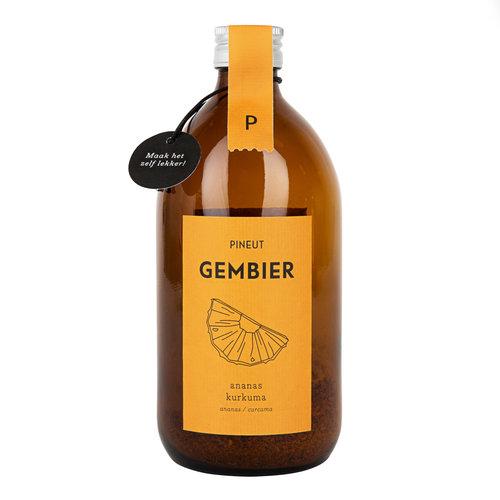 Gembier Kurkuma/Ananas | 6 stuks