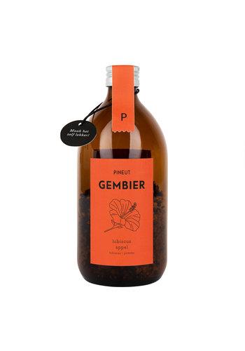 Gembier Hibiscus | 6 stuks