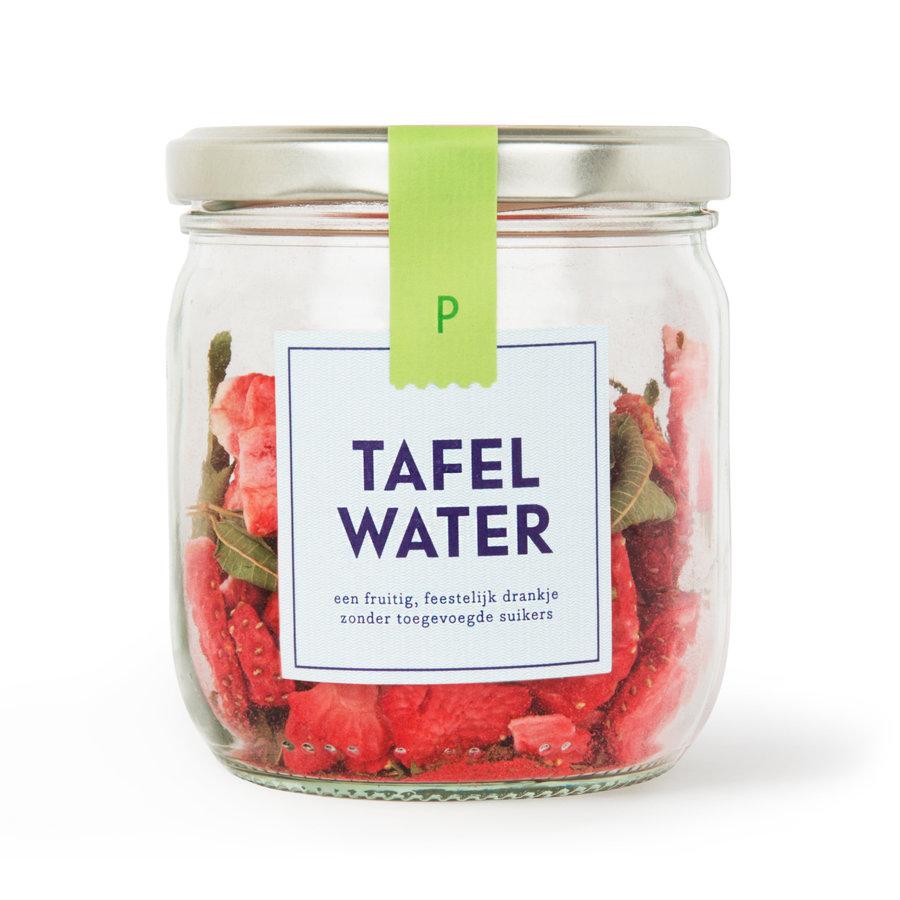 Tafelwater | Pot | Aardbei, verveine-1