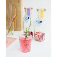thumb-Fruitig Tafelwater | aardbei, jasmijnbloem, korenbloem | 6 stuks-2