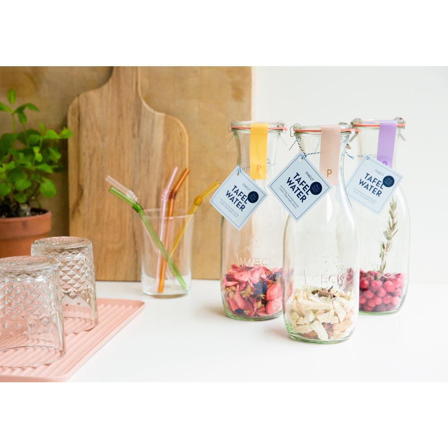 Fruitig Tafelwater | aardbei, jasmijnbloem, korenbloem | 6 stuks-3