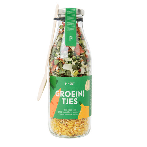 Groe(n)tjes soep | groente |  8 stuks