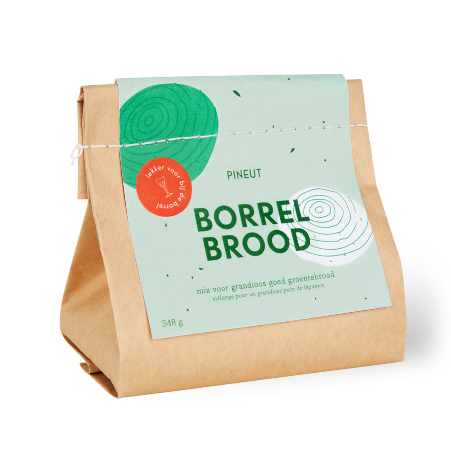 Borrelbrood Groentebrood-1