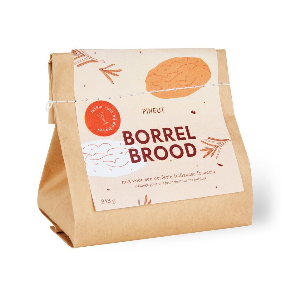 Borrelbrood Focaccia-1
