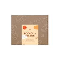 thumb-Brievenbuscadeau Focaccia | 8 stuks-1