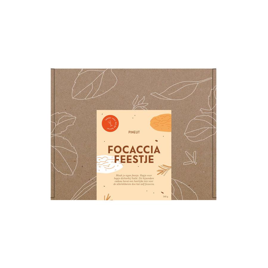 Brievenbuscadeau Focaccia | 8 stuks-1