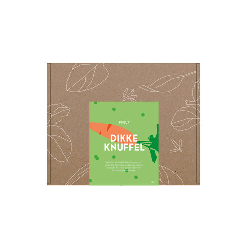 Brievenbuscadeau | Soep |  Dikke Knuffel | 8 stuks