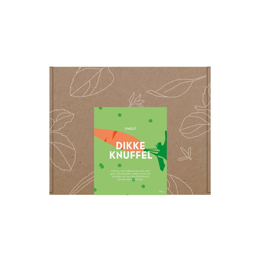 Brievenbuscadeau | Soep |  Dikke Knuffel | 8 stuks-1