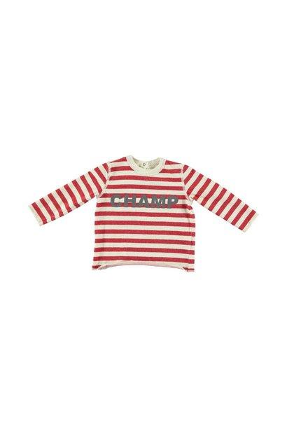 Sweatshirt Felpa Maschio Rosso