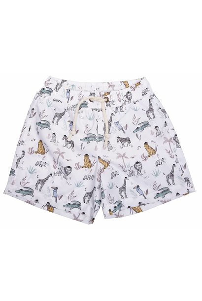 Swimshort All Over Animaux