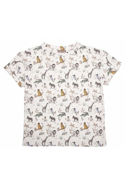 T-Shirt Sucre ao Animaux