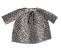 Babe & Tess Dress Mini Abito Animalier