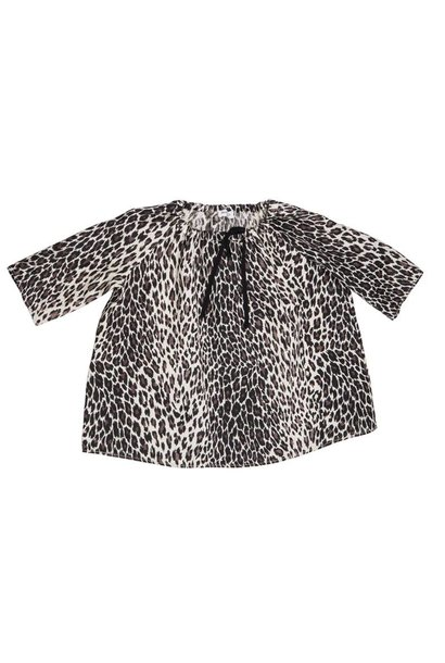 Dress Mini Abito Animalier