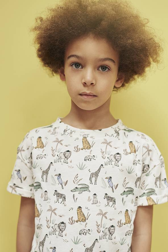 T-Shirt Sucre ao Animaux-2