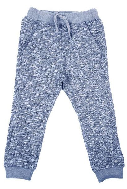 Pants Blue Chine