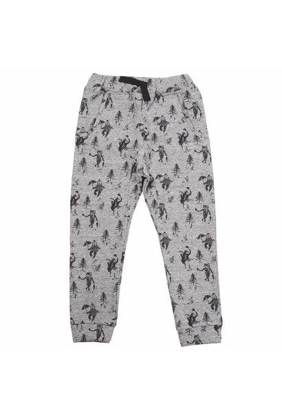 Pants Gris Chine ao Animo
