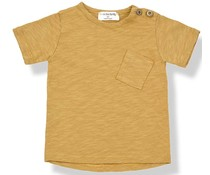 1 + in the family T-Shirt Judd Mustard