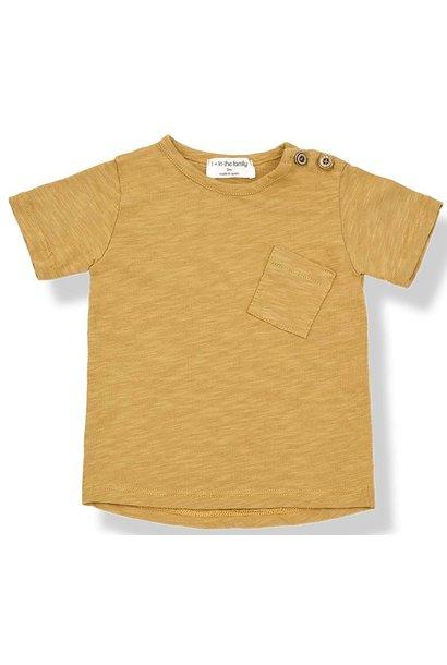 T-Shirt Judd Mustard