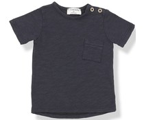 1 + in the family T-Shirt Judd Blue Notte