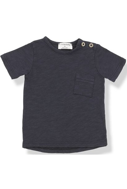 T-Shirt Judd Blue Notte