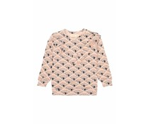 Soft Gallery  Sweatshirt Rose Cloud Eyefan