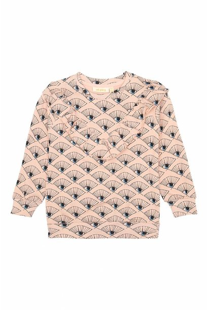Sweatshirt Rose Cloud Eyefan