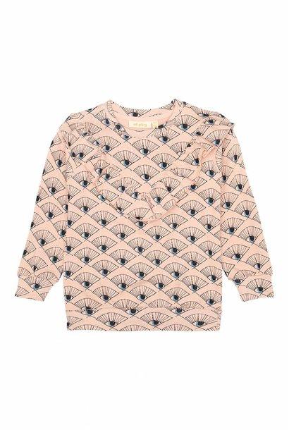 Sweatshirt Rose Cloud Eyefan