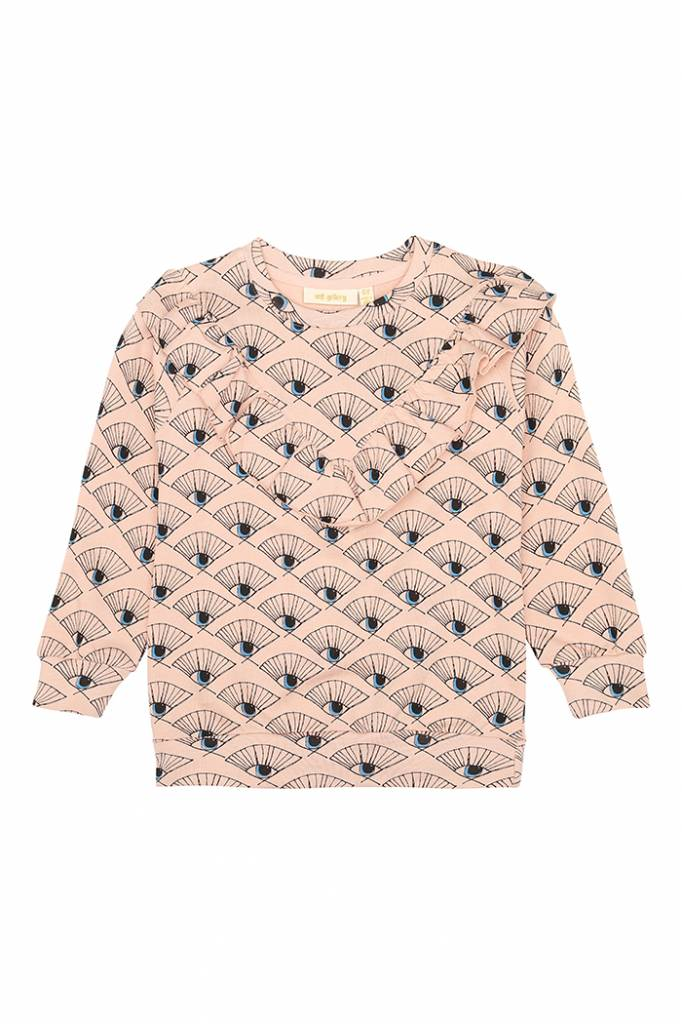 Sweatshirt Rose Cloud Eyefan-1