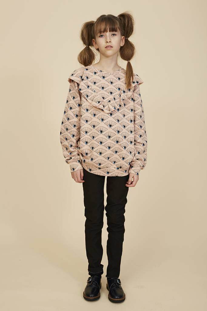 Sweatshirt Rose Cloud Eyefan-3