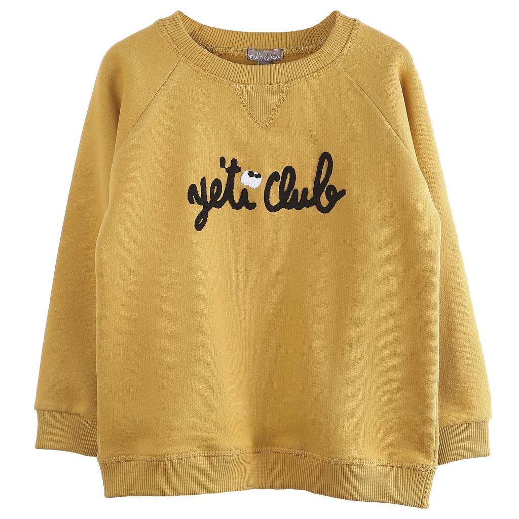 Sweatshirt Yeti Club-1